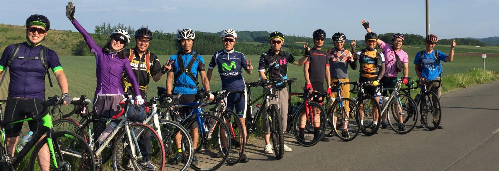 JCTA認定サイクリングインストラクター
